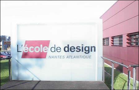L'école de Design de Nantes Atlantique